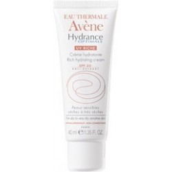 AVENE HYDRANCE OPTIMALE ENRIQUECIDA SPF20 PIEL SECA 40ML