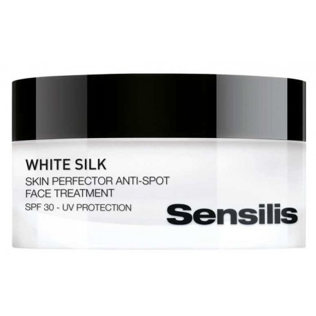 SENSILIS WHITE SILK CREMA SPF30 50ML