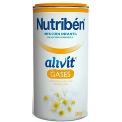 NUTRIBEN ALIVIT GASES 200GR
