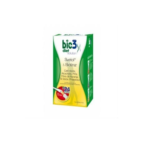 BIO3 NEW DIET SOLUTION 24 STICK