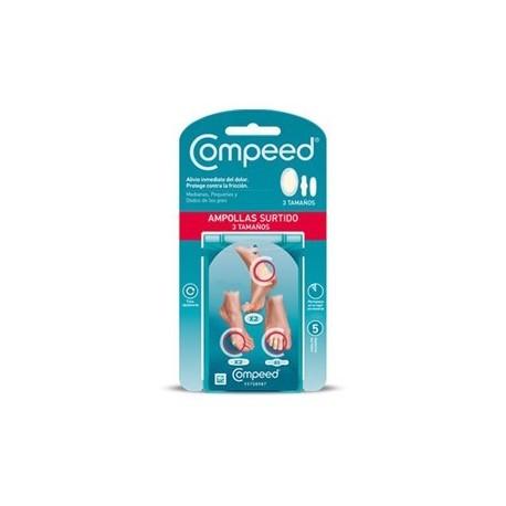 COMPEED AMPOLLAS PACK SURTIDO 3 TAMAÑOS