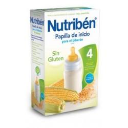 NUTRIBEN INICIO AL BIBERON SIN GLUTEN 600GR