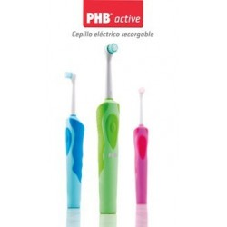 PHB CEPILLO DENTAL ELECTRICO ACTIVE - RECAMBIOS 2 UD