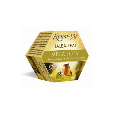 DIETISA ROYAL-VIT JALEA REAL MEGA TOTAL - 20 VIALES