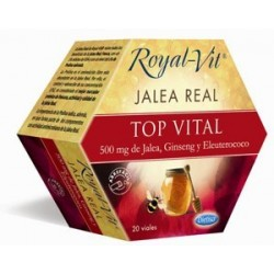 DIETISA ROYAL-VIT JALEA REAL TOP VITAL - 20 VIALES