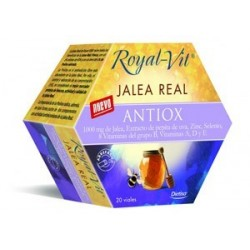 DIETISA ROYAL-VIT JALEA REAL ANTIOX - 20 VIALES