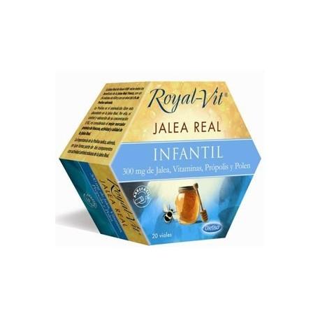 DIETISA ROYAL-VIT JALEA REAL INFANTIL - 20 VIALES