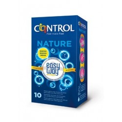 CONTROL PRESERVATIVO NATURE EASY WAY10UD