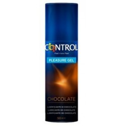 CONTROL PLEASURE GEL CHOCOLATE 50ML