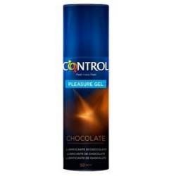 CONTROL PLEASURE GEL CHOCOLATE 50ML