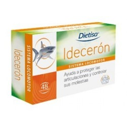 DIETISA IDECERON CARTILAGO DE TIBURON 48 compr.
