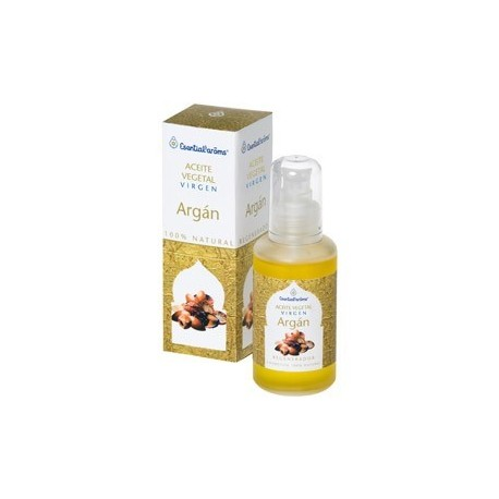 ESENTIAL AROMS ACEITE VEGETAL VIRGEN ARGAN BIO 100ML