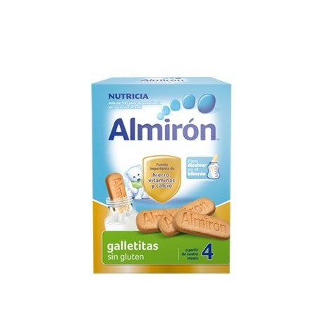 ALMIRON ADVANCE GALLETITAS SIN GLUTEN 250GR