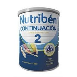 NUTRIBEN CONTINUACION 2 800 GR