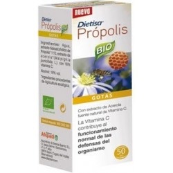 DIETISA PROPOLIS BIO GOTAS 50ML