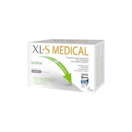 XLS MEDICAL CAPTAGRASAS 180 pastillas - PARA 1 MES