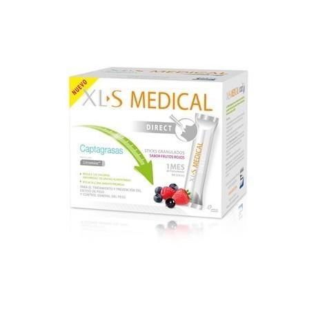 XLS MEDICAL CAPTAGRASAS 90 stick - PARA 1 MES