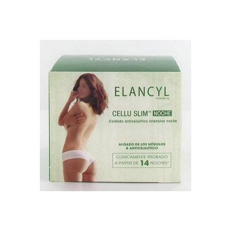 ELANCYL CELLU SLIM ANTICELULITICO NOCHE 250ML