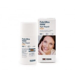 ISDIN FOTOPROTECTOR ULTRA SPF50+ AGE REPAIR FLUID 50ML