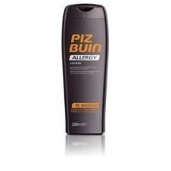 PIZ BUIN ALLERGY LOCION SPF15 200ML