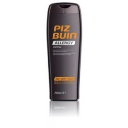 PIZ BUIN ALLERGY LOCION SPF50+ 200ML