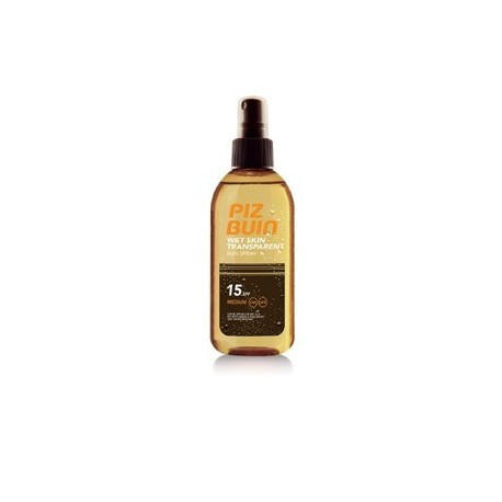 PIZ BUIN WET SKIN SPRAY SPF15 150ML