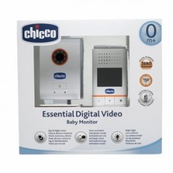 CHICCO BABY MONITOR VIDEO DIGITAL ESSENTIAL NEW
