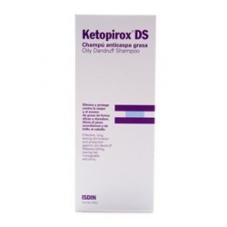 ISDIN KETOPIROX DS CHAMPU ANTICASPA GRASA 200ML