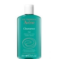 AVENE CLEANANCE GEL LIMPIADOR 300ml (con 100ml GRATIS)