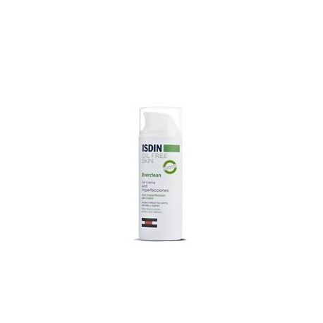 ISDIN EVERCLEAN GEL-CREMA ANTI-IMPERFECCIONES 50ML