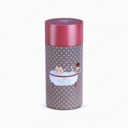 KLORANE COFRE METAL ROSA - 4 JABONES PERFUMADOS