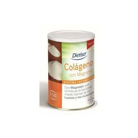 DIETISA COLAGENO CON MAGNESIO 350GR