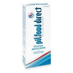 PILFOOD CHAMPU ANTICASPA 200ML+ACONDICIONADOR 100ML