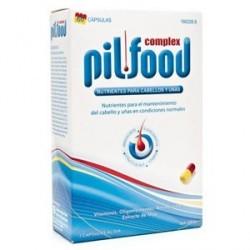 PILFOOD COMPLEX 60 CAPSULAS (para 20 días)