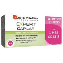 FORTE PHARMA EXPERT CAPILAR 3x28 COMPRIMIDOS - PACK 3X2 (3 MESES DE TRATAMIENTO)