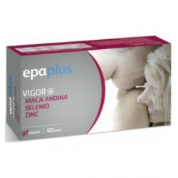 EPA PLUS VIGOR+ 60 CAPSULAS