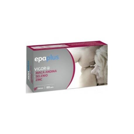 EPA PLUS VIGOR+ 60 CAPSULAS