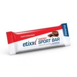 ETIXX ENERGY SPORT BAR CHOCO 40GR