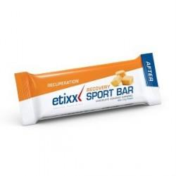 ETIXX RECOVERY SPORT BAR CARAMELO 40GR