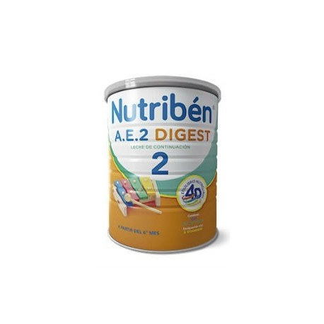NUTRIBEN 2 A.E. DIGEST 800GR - ANTI ESTREÑIMIENTO