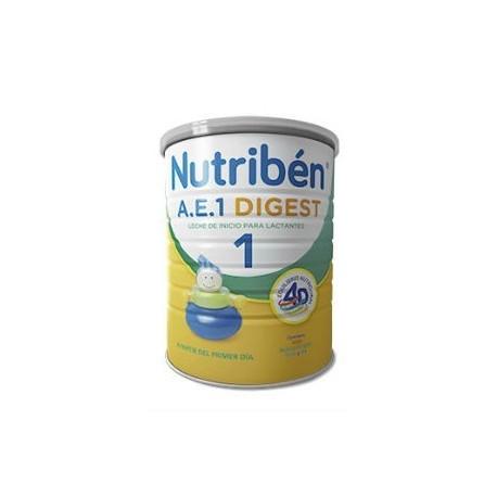 NUTRIBEN 1 A.E. DIGEST 800GR - ANTI ESTREÑIMIENTO