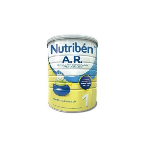 NUTRIBEN 1 A.R. 800GR - ANTI REGURGITACIÓN