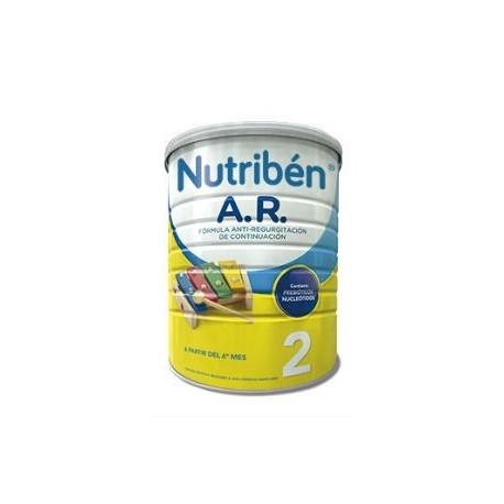 NUTRIBEN 2 A.R. 800GR - ANTI REGURGITACIÓN