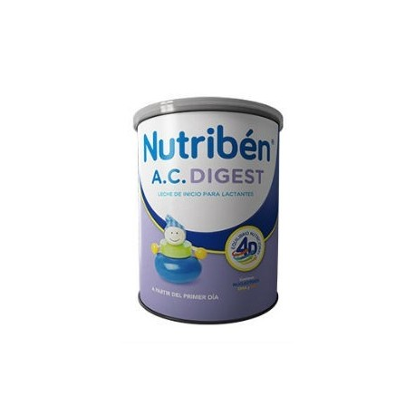 NUTRIBEN A.C. DIGEST 800GR - ANTI CÓLICO