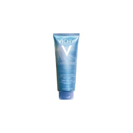 VICHY CAPITAL SOLEIL AFTERSUN 300ML.