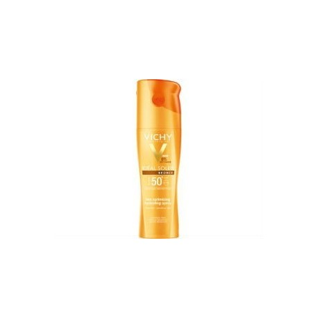 VICHY CAPITAL SOLEIL SPRAY BRONZE SPF50+ 200ML (Regalo Aftersun 100ml)
