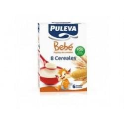 PULEVA BEBE 8 CEREALES BIFIDUS 500GR