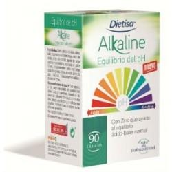 DIETISA ALKALINE 90 CAPSULAS - EQUILIBRIO DEL PH