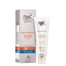 ROC SOLEIL-PROTECT FLUIDO MATIFICANTE SPF 30 50ML