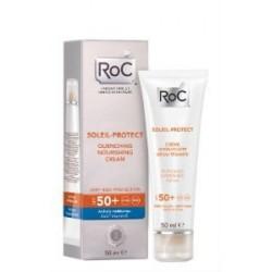 ROC SOLEIL-PROTECT CREMA NUTRITIVA SPF50+ 50ML